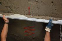 Штукатурка на цементной основе для внутренних и наружных работ