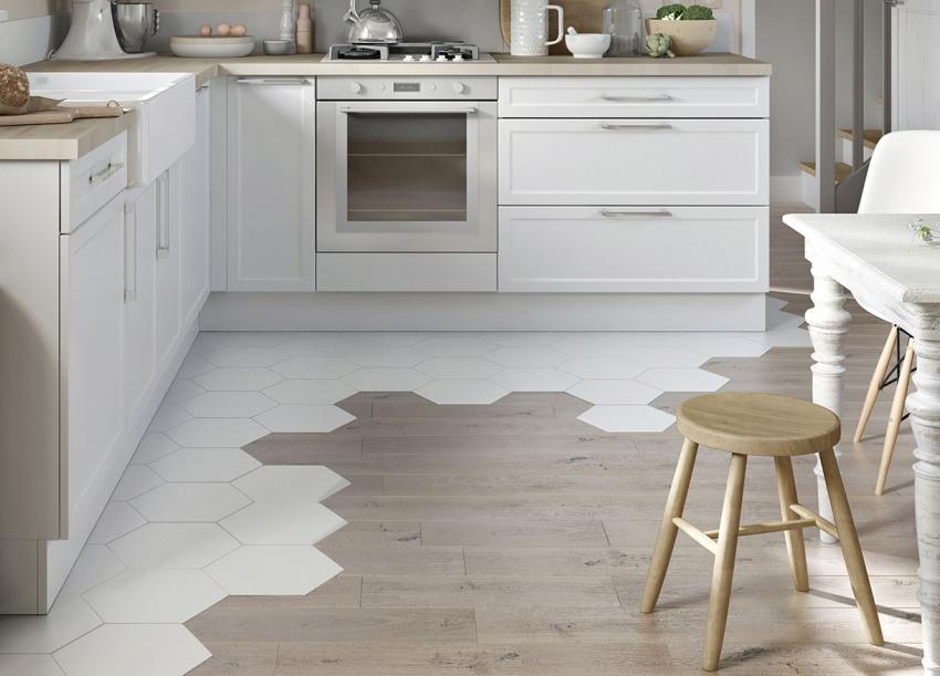 Какую плитку выбрать на пол на кухню: какой толщины лучше кухонное напольное покрытие, требования к поверхности