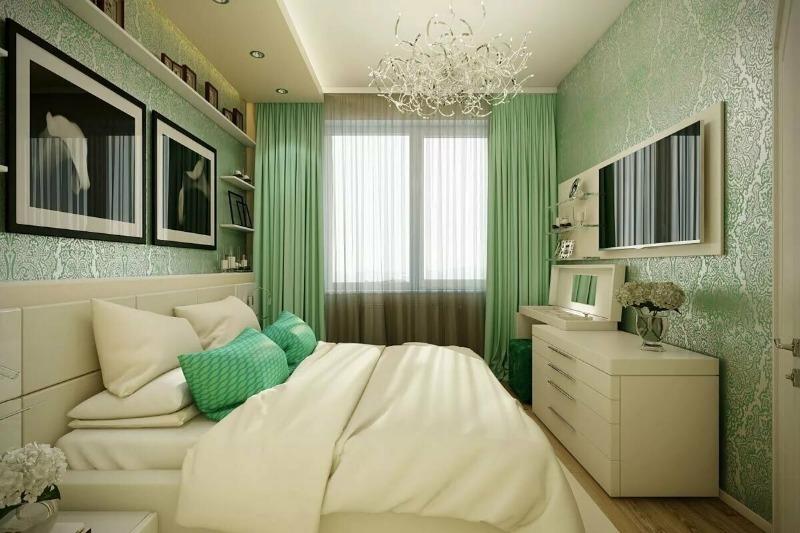 Шторы в спальню: разновидности, варианты дизайна и рекомендации по подбору