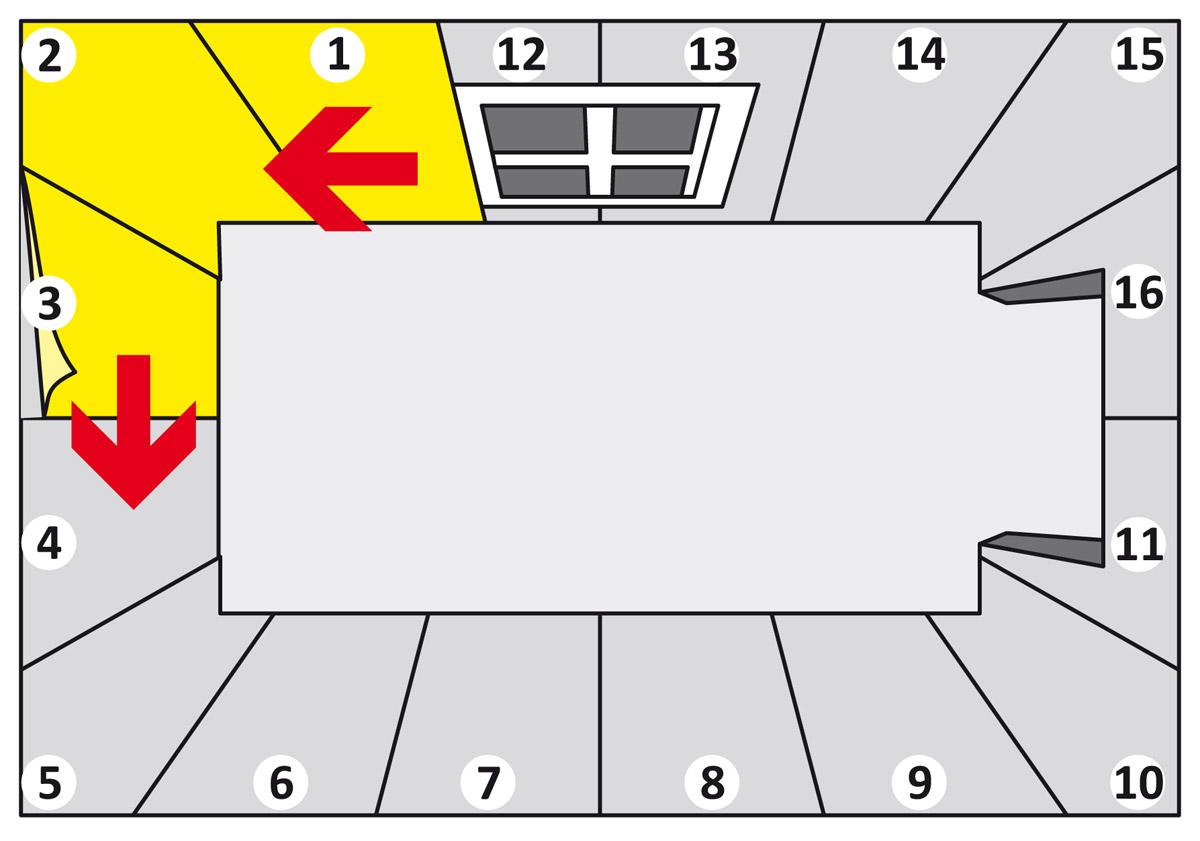 как клеить бумажные обои на стену
