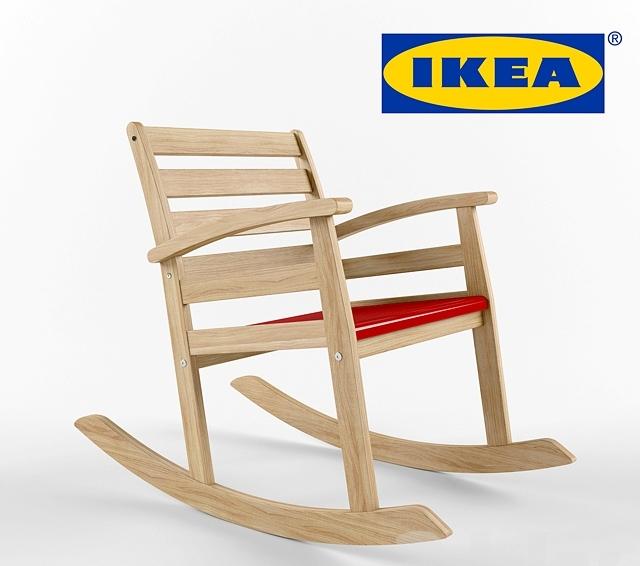Кресло-качалка в икеа: фото, отзывы, инструкция по сборке