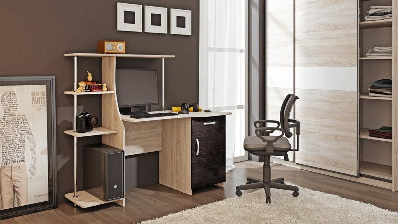 крутые компьютерные столы