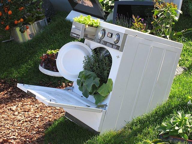 Самоделки из двигателя и еще 8 элементов от стиральной машины