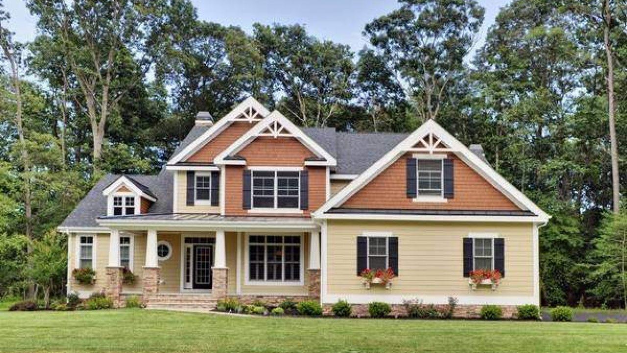 Какой цвет выбрать для фасада дома - правильный подход к выбору цвета (+фото)
