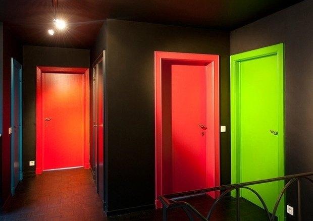 Как выбрать межкомнатные двери по цвету - советы по правильному выбору цвета