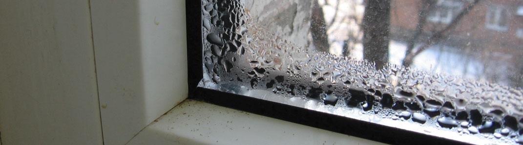 почему плачут пластиковые окна в частном доме