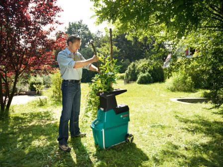 Топ-10 лучших садовых измельчителей | рейтинг +отзывы
