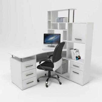 Компьютерный стол своими руками - виды компьютерных столов и способы их применения (150 фото)