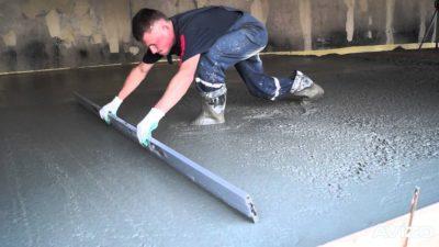 чем покрыть бетон на улице