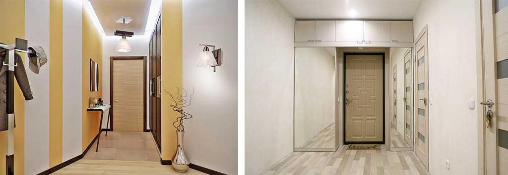 Каким цветом можно покрасить в небольшой прихожей или в просторном коридоре: варианты покраски стен