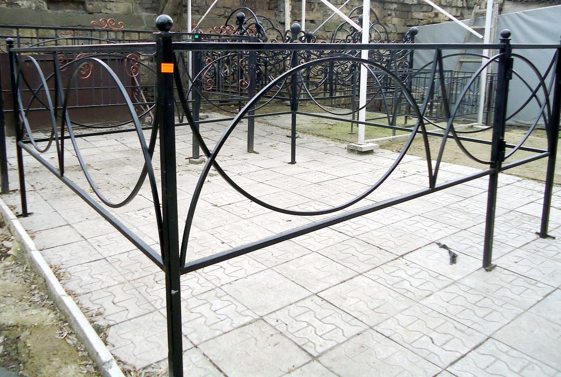 """Ограды из профильной трубы размеры чертежи. ограда """"кованый фантан"""". определяемся с формой."""