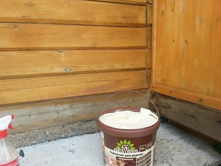Межвенцовые герметики для деревянных стен   дом идей