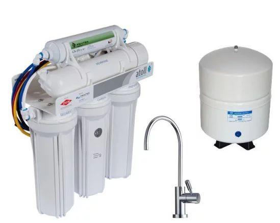 Рейтинг фильтров для воды под мойку: лучшие модели + руководство по выбору