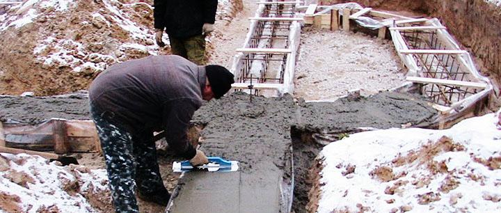Выбор и постройка фундамента под сарай