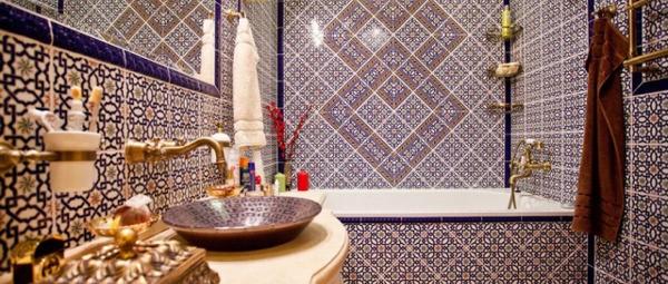 Красивые ванные комнаты в частном доме
