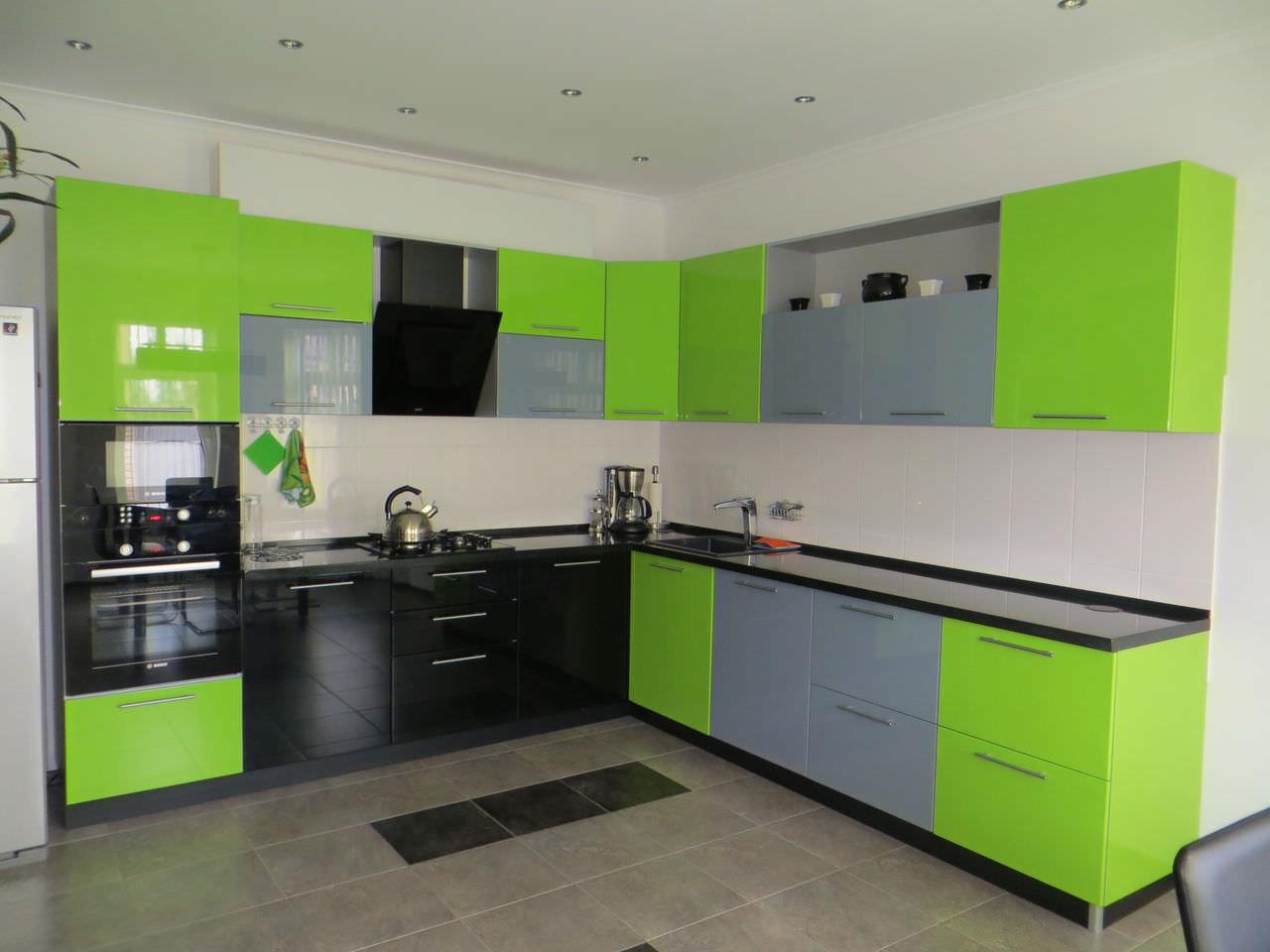 Выбор кухонных фасадов: какие бывают и какие лучше выбрать