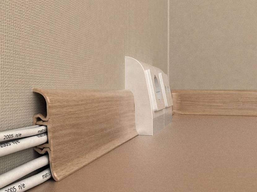 Прокладка кабеля в полу: особенности работ, основные преимущества и недостатки