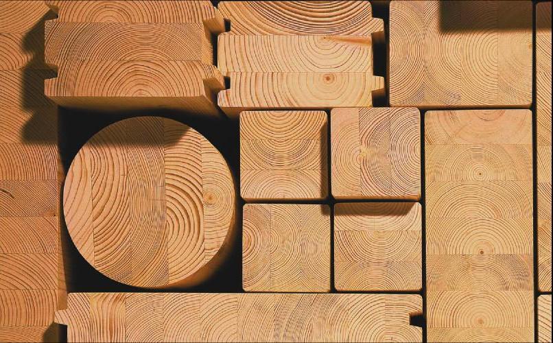Брус. виды и свойства бруса в строительстве.   строй сам