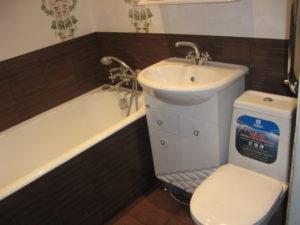 Ремонт ванной комнаты своими руками: от идеи до финальных фото
