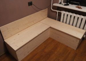 Кухонный уголок своими руками - чертежи и схемы, инструкция по сборке!