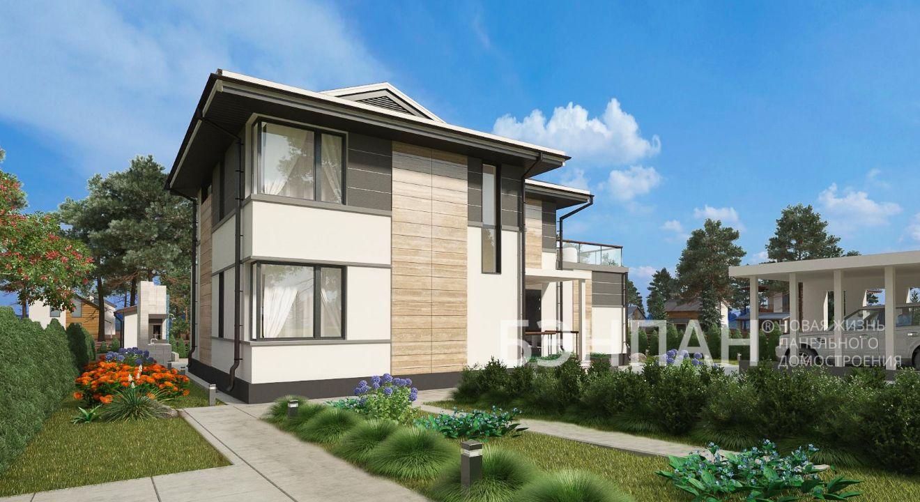 Из чего лучше строить дом, сравнение материалов - фото примеров