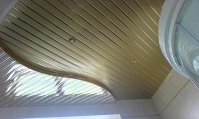 Дизайн потолка в зале. на что обратить внимание?