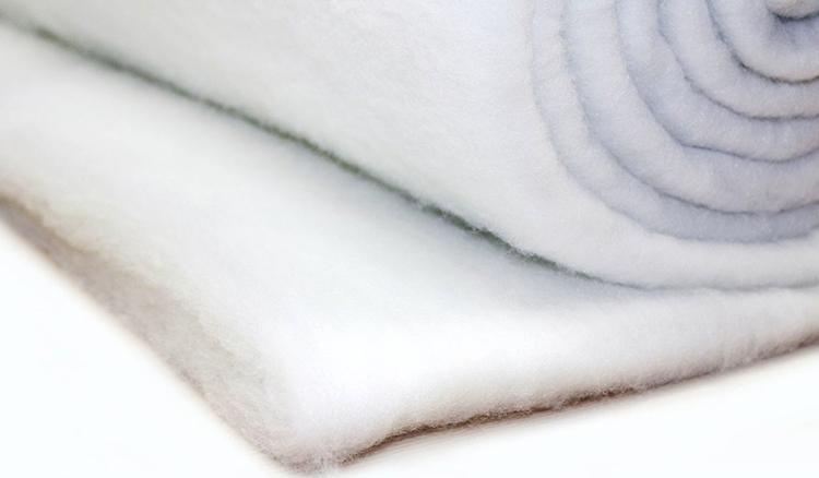 Утеплитель холлофайбер: строительный рулонный материал