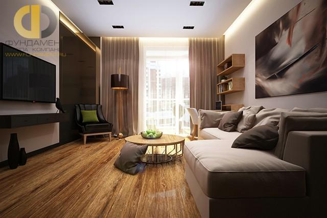планировка квартиры 50 кв м