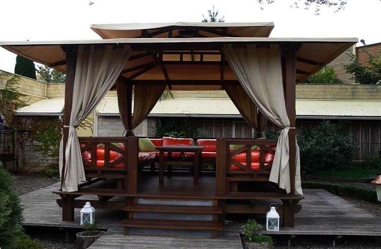 пвх шторы для террасы