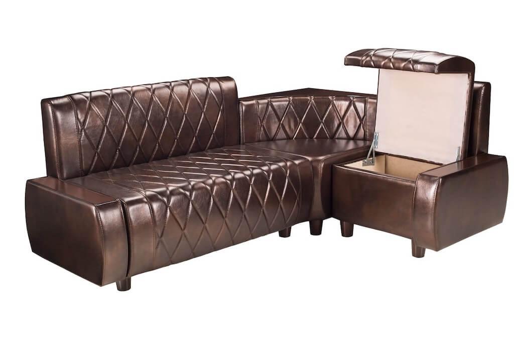 диван угловой кухонный со спальным местом