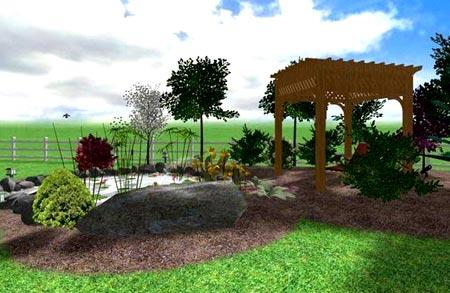 Где можно скачать программу по ландшафтному дизайну!!! - сад, огород - страна мам