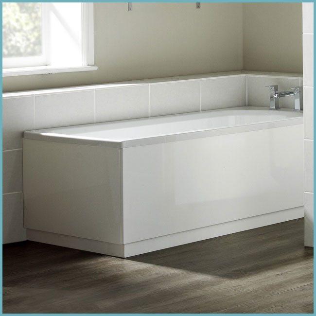 Экран под ванну из плитки своими руками: 3 варианта