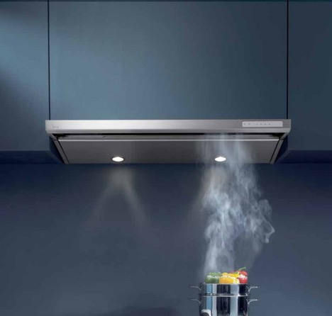 кухонная вытяжка без вывода в вентиляцию