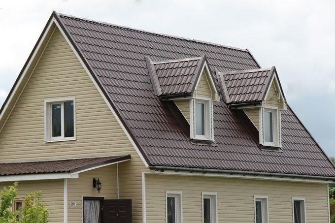 Сколько стоит перекрыть крышу в частном доме – выбираем материал кровли   o-builder.ru
