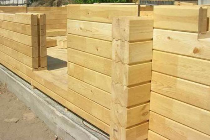 Размеры бруса стандартные деревянные — topsamoe.ru