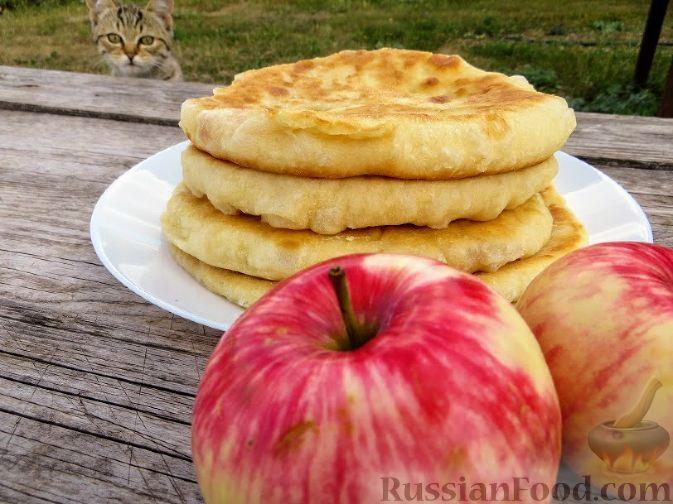 что сделать из яблок быстро