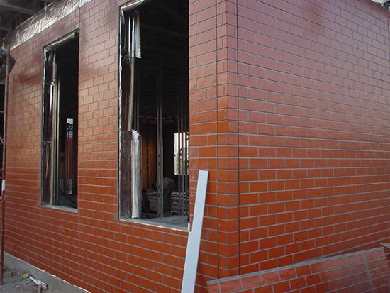 металлосайдинг для наружной отделки дома