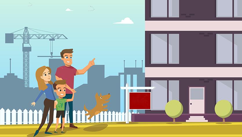 строительство домов в ипотеку