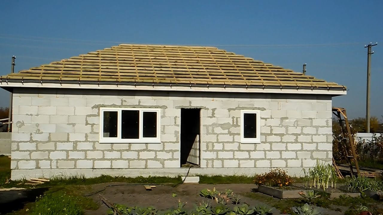 Расчет вальмовой крыши: особенности конструкции и расчета на калькуляторе