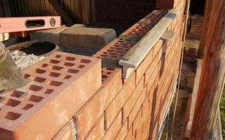 Имитация кирпичной стены: шаблон, рекомендации, инструкция к работе