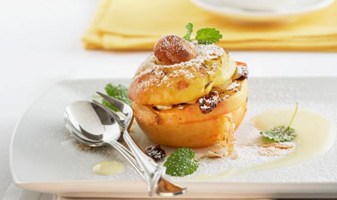 яблоки рецепты приготовления