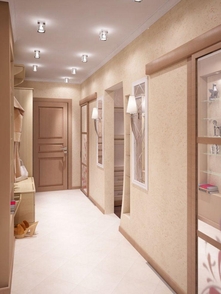 Как создать безопасное освещение в коридоре, прихожей и на лестнице - archidea.com.ua