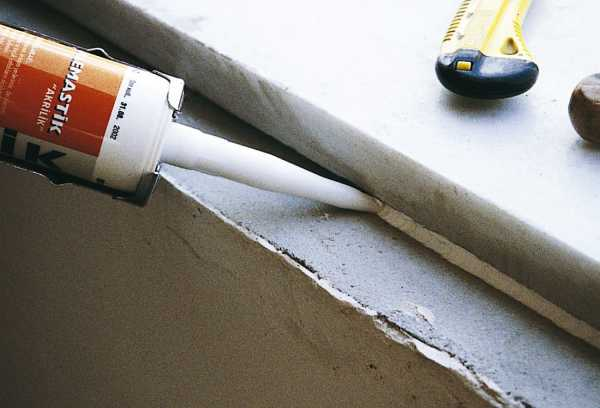 Полиуретановый герметик для наружных швов: морозостойкий и водостойкий состав для ремонтных работ при минусовой температуре