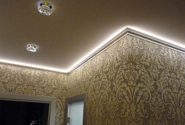 Светящиеся натяжные потолки в москве и санкт-петербурге.