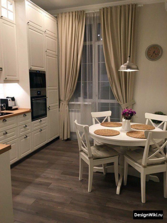 Сшить шторы на кухню своими руками — пошаговое описание и видео инструкции как пошить стильные дизайнерские модели (100 фото)