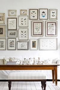 Как красиво повесить фотографии на стену: идеи оформления, схемы размещения. как разместить на стене фотографии оригинально?