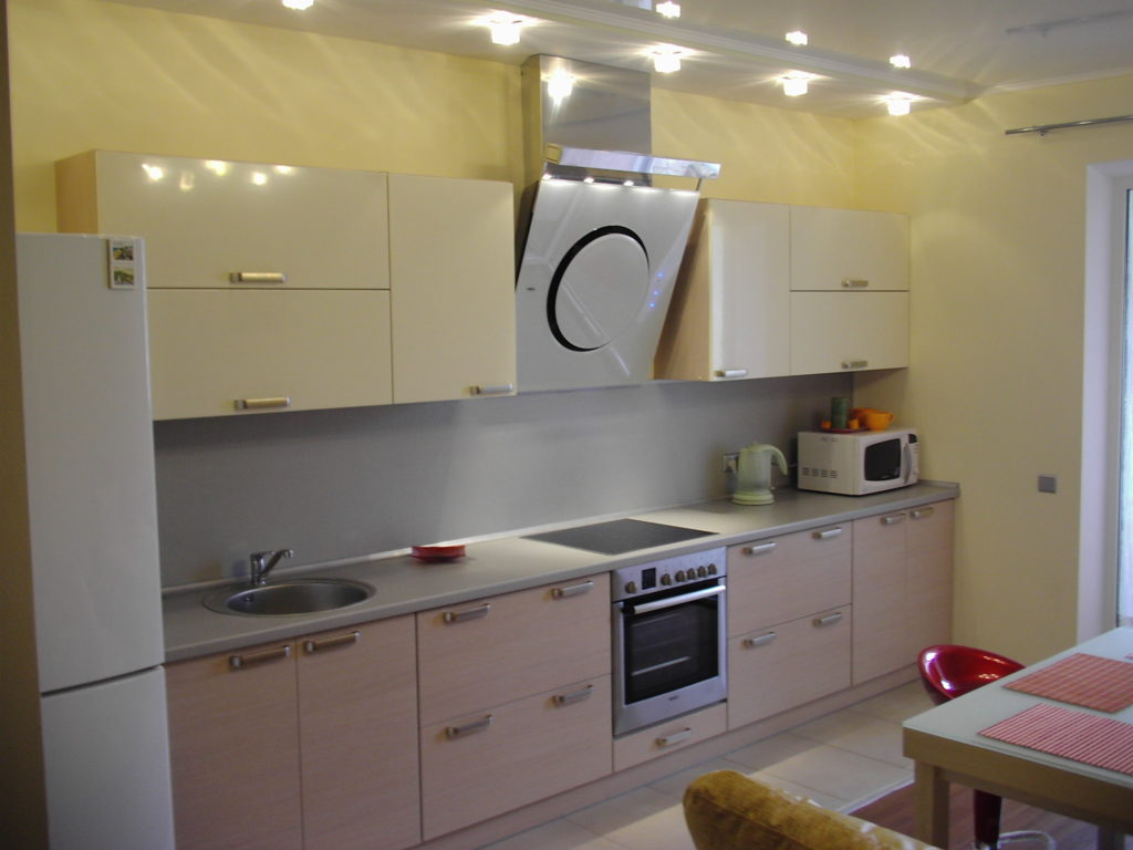 Какой кухонный гарнитур выбрать?