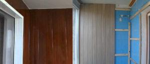 Обшивка балкона панелями мдф: плюсы, экономный монтаж