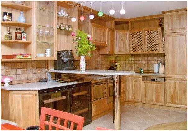 Простая кухня своими руками - для дачи, квартиры и дома
