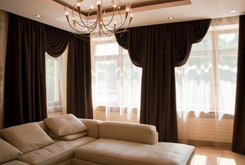 шторы для дома фото новинки